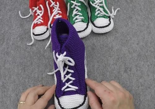 sis-ile-ayakkabi-gorunumlu-patik-orme