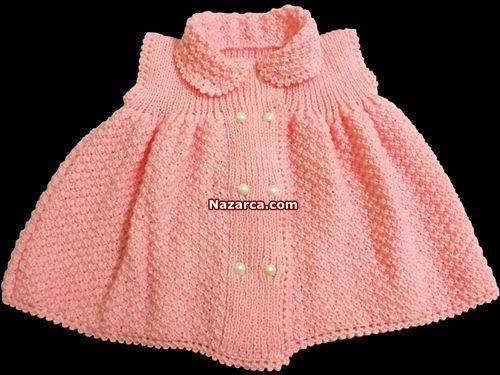 sis-modeli-orguden-yazlik-bebek-elbiseleri