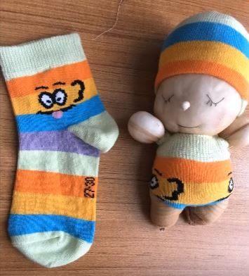 muz-coraptan-kolay-oyuncak-bebek