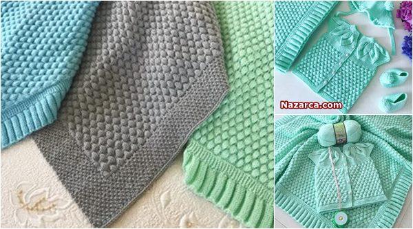 Bonibon Örnekli Battaniye Modeli Yapılışı Videolu Anlatımlı