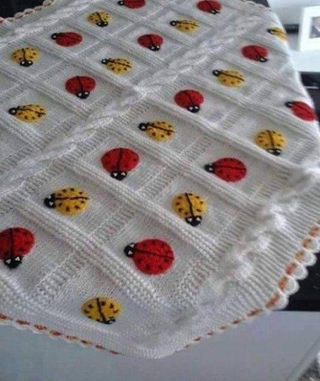 haraso-ugurbocekli-battaniye