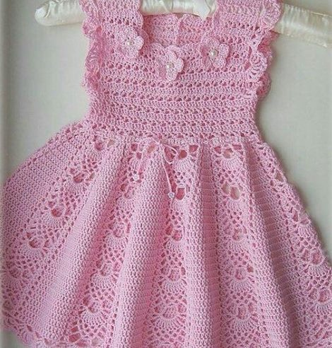 cicekli-yakali-pembe-bebek-dantel-elbise