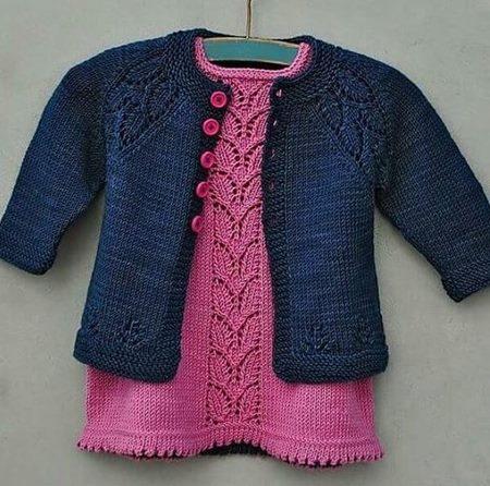 orgu-lacivert-hirkali-bebek-elbise-takimi