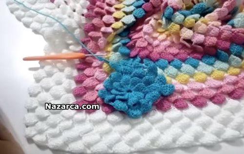 3boyutlu-ortadan-baslamali-yaprakli-bebek-battaniyesi