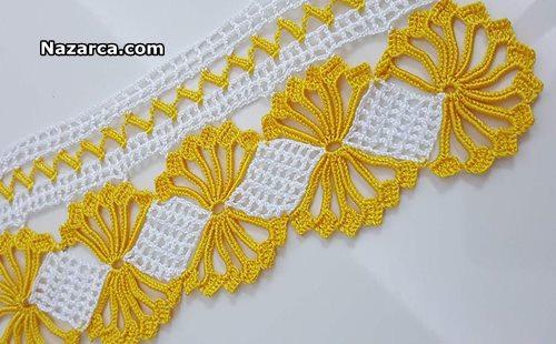 sari-beyaz-fiyonklu-kenar-danteli