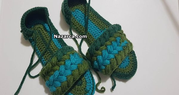 orgu-sandalet-ayakkabi-tarifi