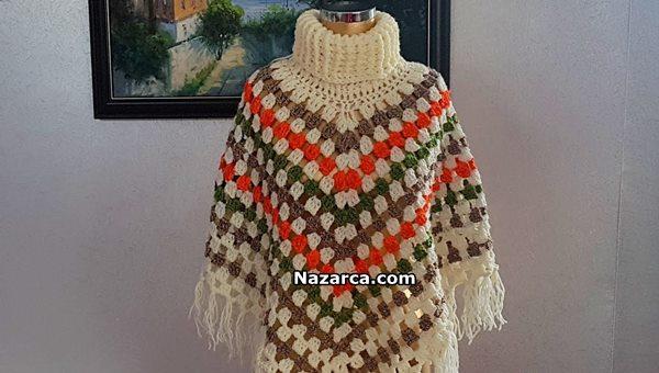 crochet-poncho