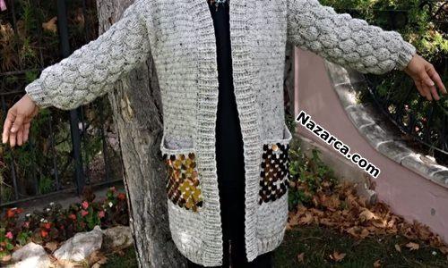 el-orgu-tig-model-pullu-bayan-orme-ceket