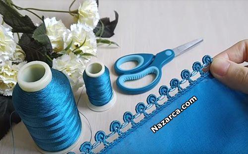 fistik-modelli-mavi-tulbent-oyasi-yapilisi