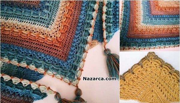 Lost-in-time-Shawl-Scarf