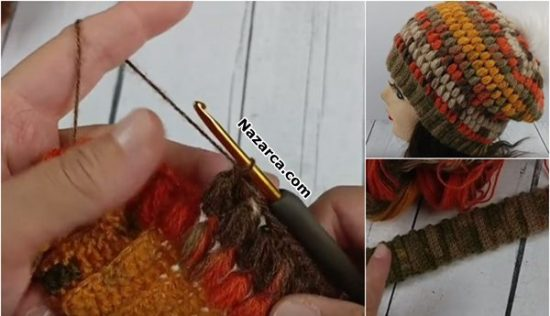 batik-ip-fistik-ornekli-pelus-ponponlu-bere