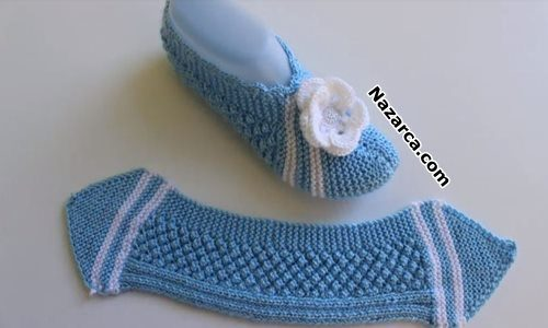 kış-nohut-modelli-mavi-ucu-sivri-bayan-patik