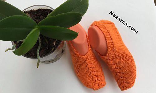 melek-kanatlari-ornekli-turuncu-patik