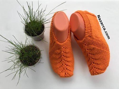 onden-ajurlu-turuncu-kadin-patik