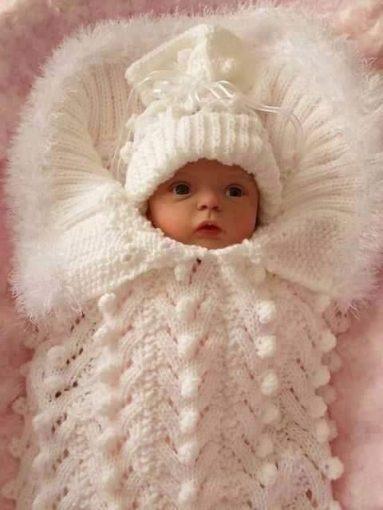 ucu-sakalli-iple-bebek-tulum-battaniye