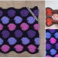 gomulu-yuvarlak-desenler-yatak-ortusu-battaniye-modeli