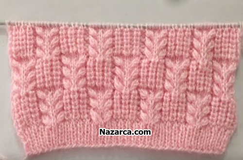 Very -Pretty -Stitch -Pattern- For Ladies