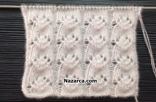 free-knitting Pattern-nazarca