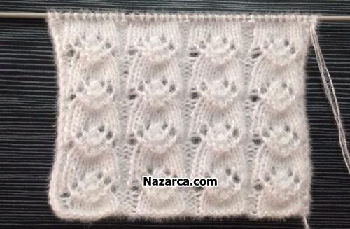 free-knitting Pattern-nazarca