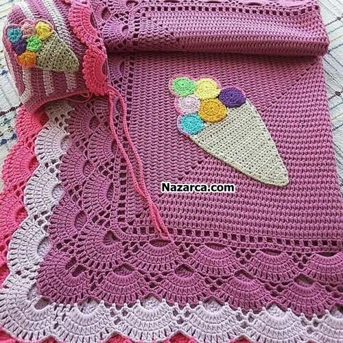 lila-battaniye-bordurlu-dondurmali