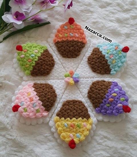 3d-cupcake-kapkek-mutfak-el-bezi