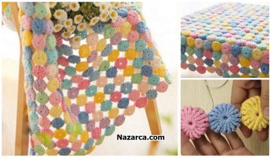 Crochet -YoYo- Macaroon -Tutorial