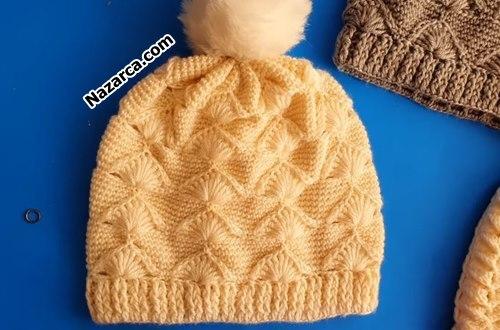 GORRO-de-abanicos-a-crochet-FACIL-punto-nazarca