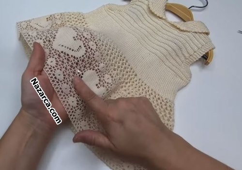 jile-dantelli-duz-haraso-bebek-elbise
