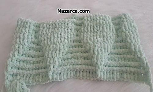 kadife-iple-kabarik-baklava-desenli-battaniye