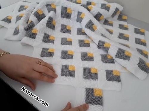 patchwork-kirkyama-sis-battaniye-yapimi