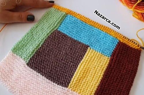 sisle-yamali-rengarenk-battaniye-ormek
