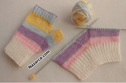 cizgili-renkli-alize-parmaksiz-eldivenler