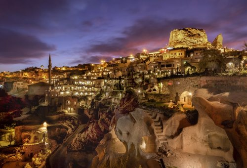 Argos- İn-Cappadocia-nevsehir-otel