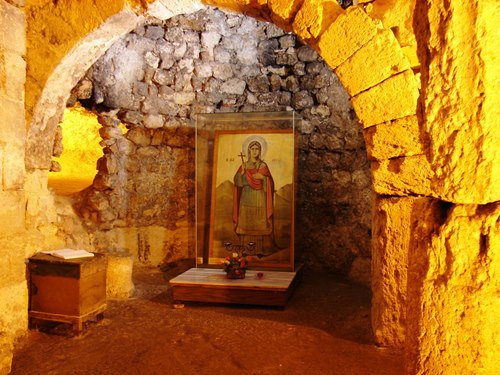 Aya-Thekla-Kilisesi