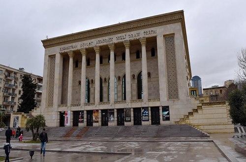 Azerbaycan-Dram-Tiyatrosu