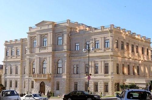 Azerbaycan -Sanat- Müzesi