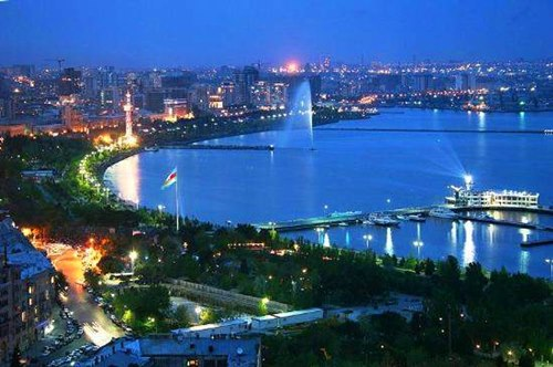 Bakü-Bulvarı-azerbaycan