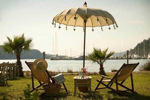 Baraka -Hisarönü- Resort otel-keyfi