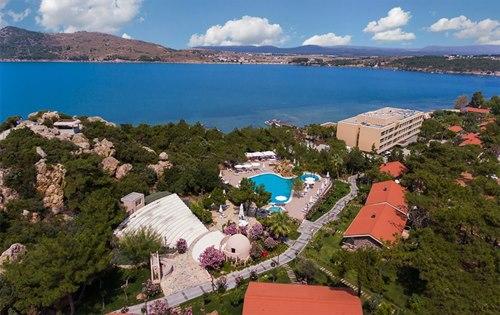 D- Resort – Ayvalık-Murat-Reis-kusbakisi