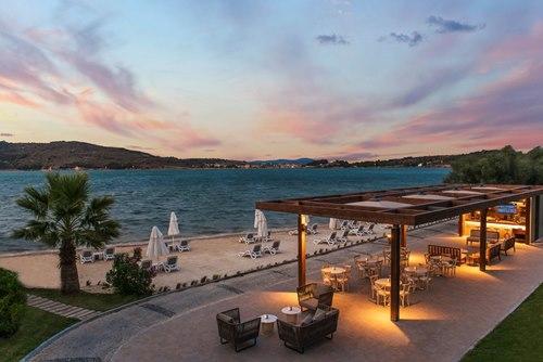 D- Resort – Ayvalık Murat Reis-sahil