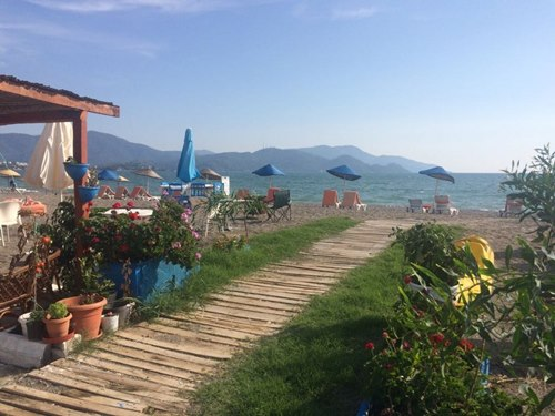 Fethiye - Beach-Camping