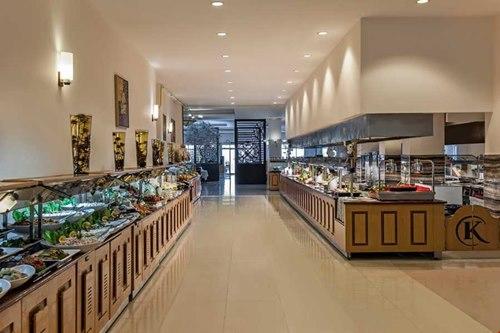 Kibris Bafra-Kaya-Artemis-Resort-Hotel-acik-bufe