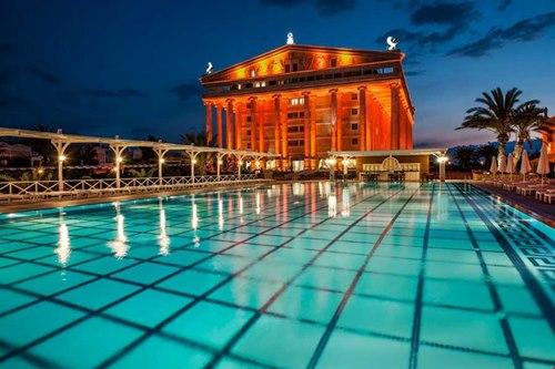 Kibris Bafra-Kaya-Artemis-Resort-Hotel-havuz
