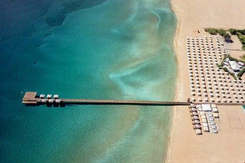 Kibris Bafra-Kaya-Artemis-Resort-Hotel-kumsal-plaj
