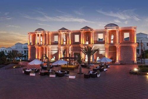 Kibris Bafra-Kaya-Artemis-Resort-Hotel-lobi-restoran