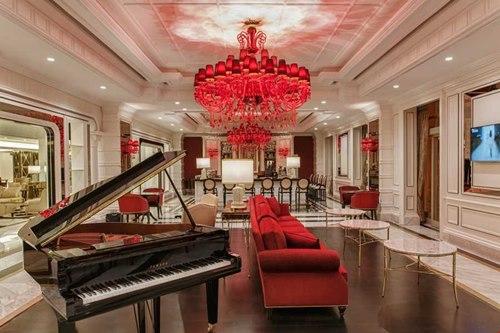 Kibris Bafra-Kaya-Artemis-Resort-Hotel-lobi