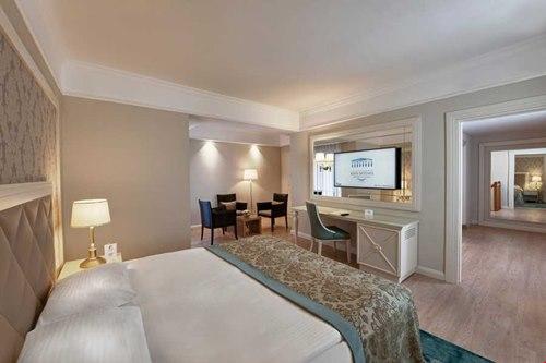 Kibris Bafra-Kaya-Artemis-Resort-Hotel-oda