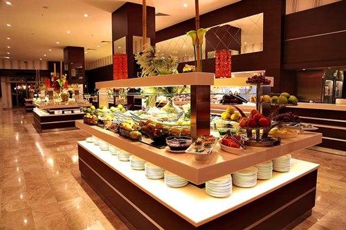 Kibris-Cratos- Premium Hotel-acik-bufe