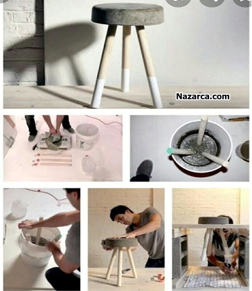 beton-tabure-oturak-yapimi