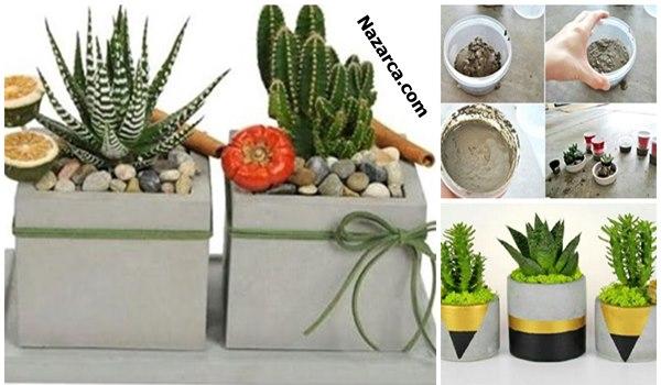 evde-beton-saksi-imalati-ile-renkli-cimento-saksilar